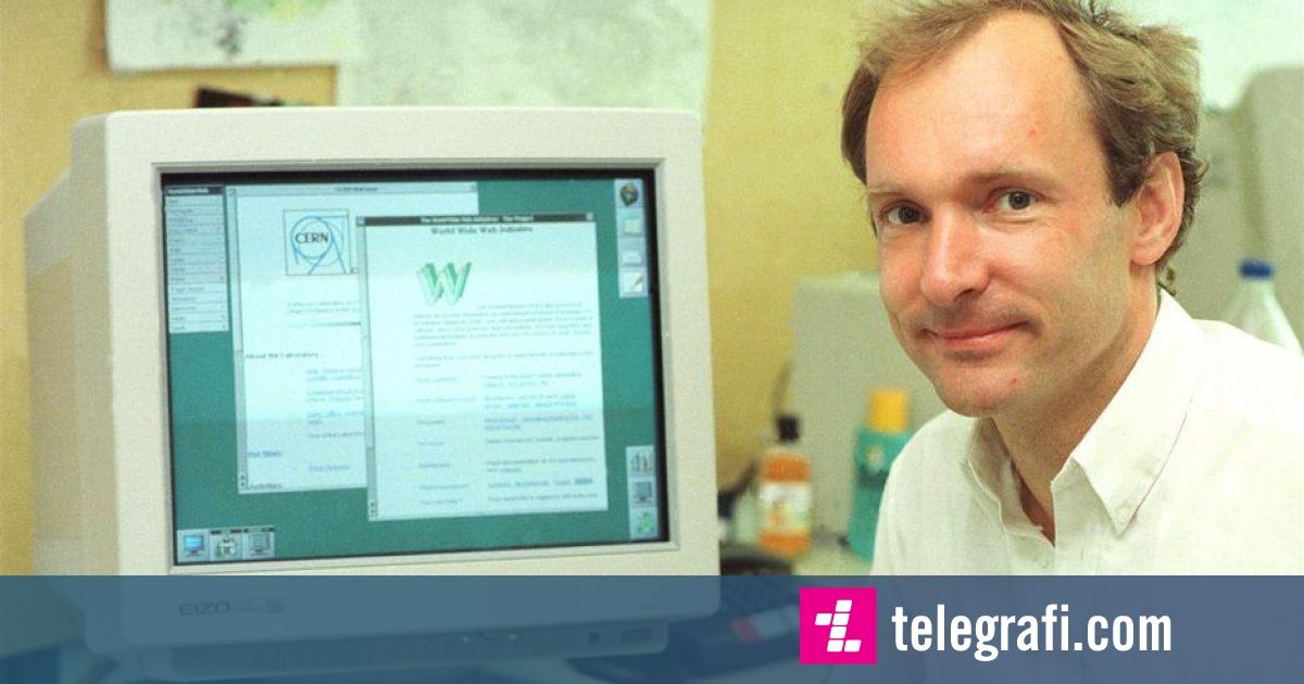 Shpikësi i World Wide Web ka ndjenja të përziera për internetin sot