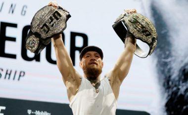 Dyshime për pensionimin e vërtetë të McGregor, thuhet se ai po e shfrytëzon këtë metodë për të fituar më shumë