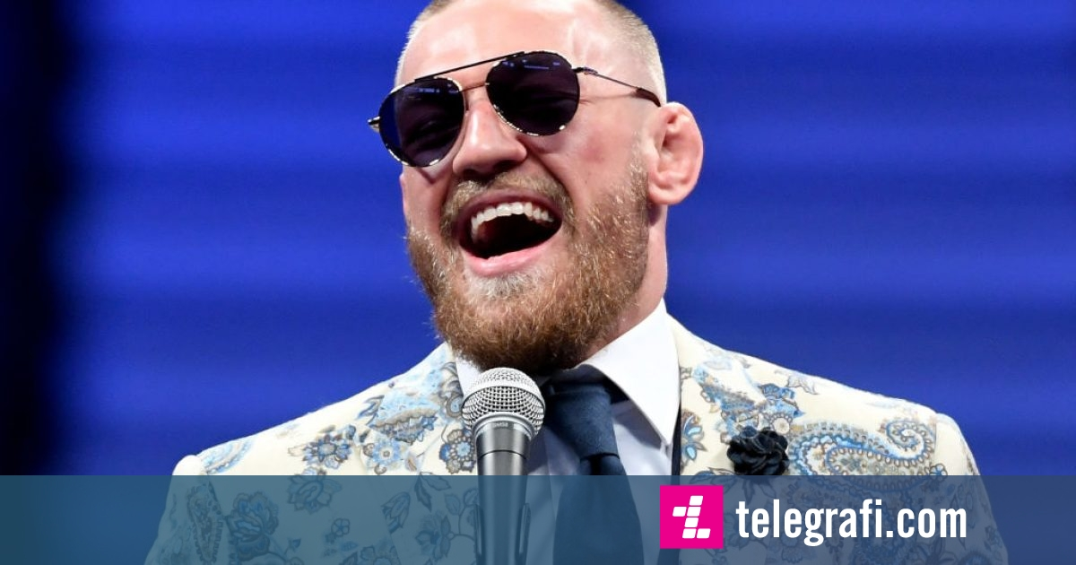 McGregor thyen heshtjen pas arrestimit në Miami: Po përpiqem të kem më shumë durim