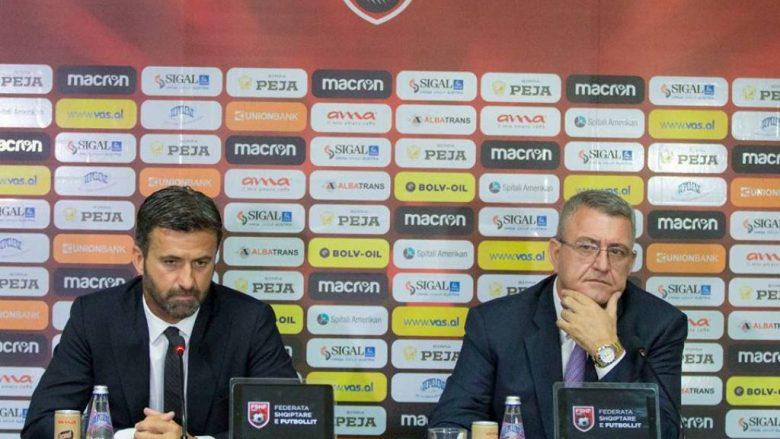 Duka: Shkarkimi i Panuccit ishte domosdoshmëri, pas Andorrës mendojmë për trajnerin e ri