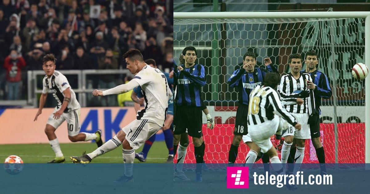 Kush i ekzekuton më mirë gjuajtjet e lira, Ronaldo apo ai? Del Piero: Cristiano nuk po stërvitet shumë së fundmi