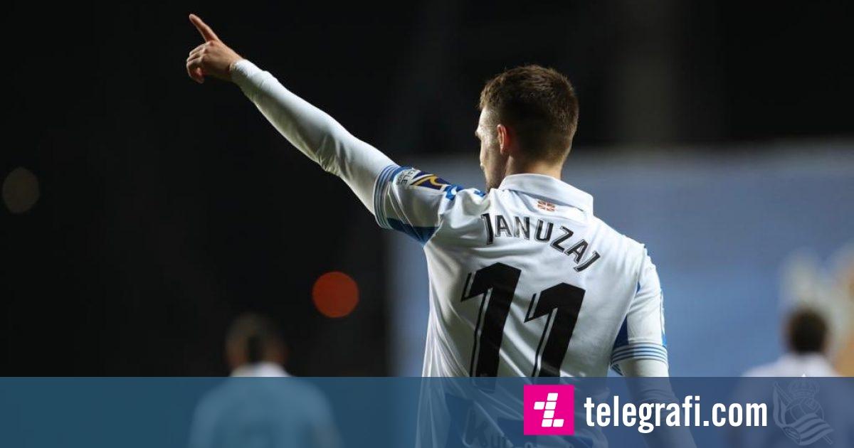 Januzaj kthehet te goli, shënon ndaj Levantes