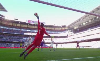 Nuk kaluan shumë minuta dhe Navas i tregon të gjithëve pse meriton titullarin te Zidane