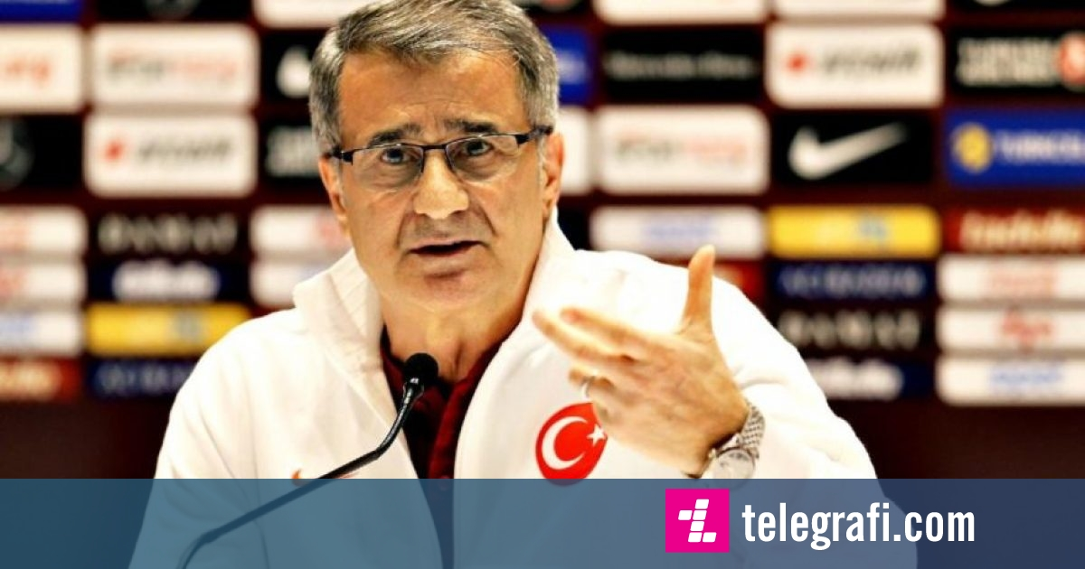 Trajneri i Turqisë beson te fitorja ndaj Shqipërisë