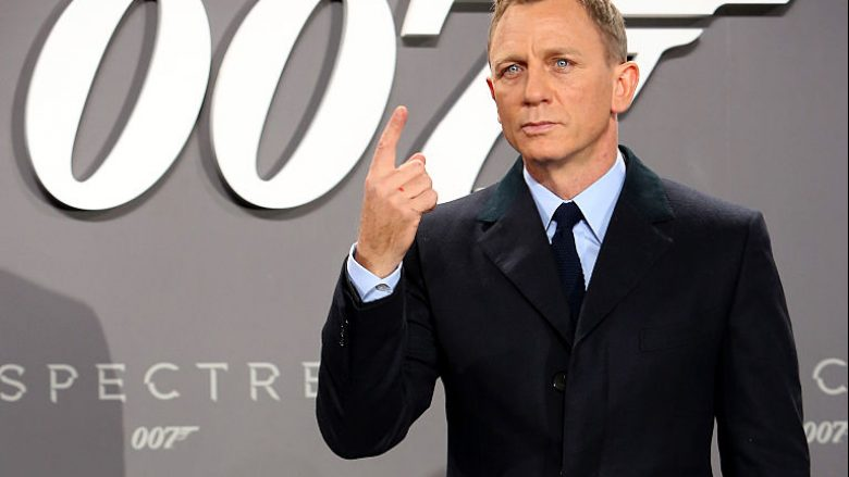 Daniel Craig (Foto: Adam Berry/Getty Images for Sony Pictures/Guliver)