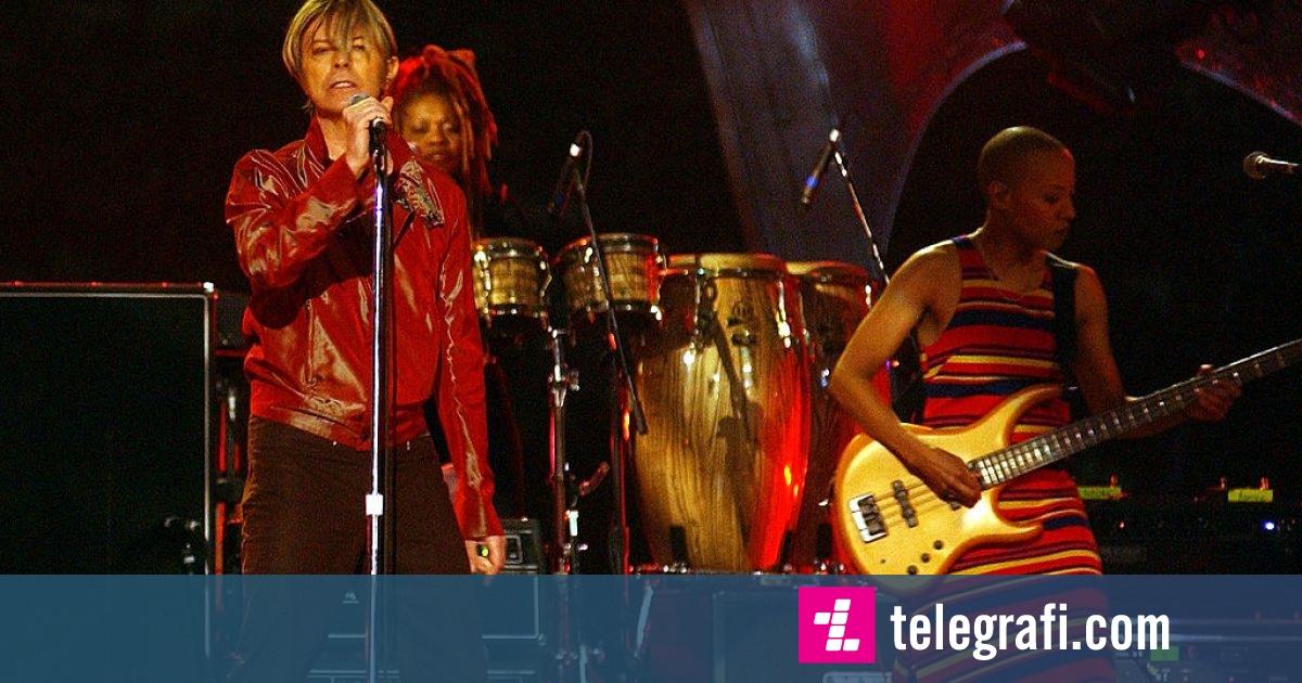 """Demo e këngës """"Starman"""" të David Bowiet del në ankand, vlerësohet se kushton rreth 12 mijë euro"""