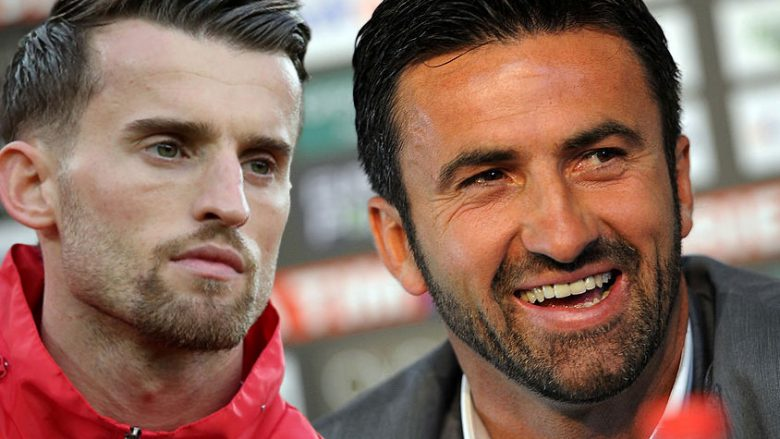 Ermir Lenjani, Christian Panucci (Fotomontazh: Getty Images/Guliver)