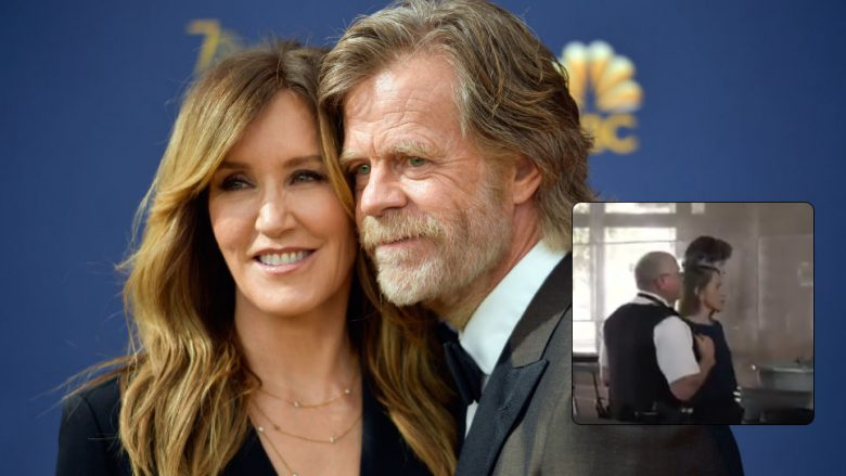 Felicity Huffman dhe William Macy (Foto: Getty Images/Guliver/Twitter)