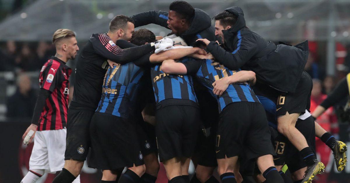 D'Ambrosio thotë se Interi është superior mbi Milanin