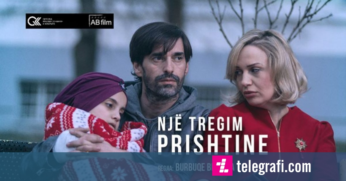 """Regjisorja dhe aktorët e filmit """"Një Tregim Prishtine"""" flasin për përshtypjet e para të filmit – premiera të premtën në Cineplexx"""