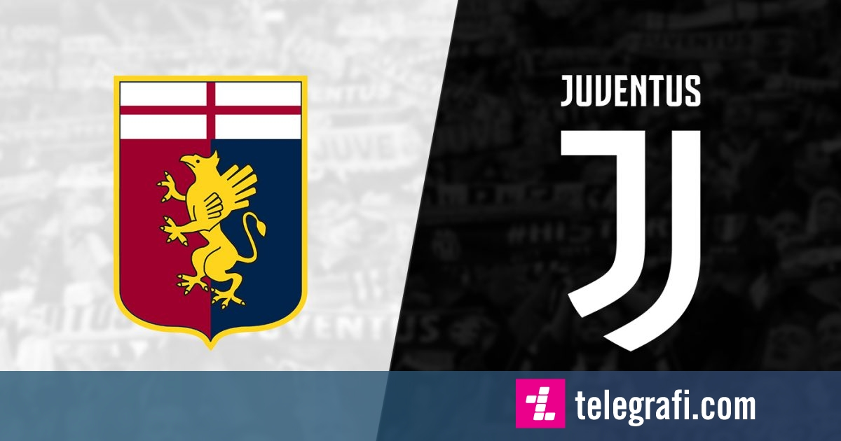 Genoa – Juventus, formacionet zyrtare: Allegri e pushon Ronaldon