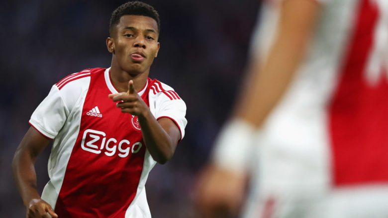 David Neres.  (Foto: Dean Mouhtaropoulos/Getty Images/Guliver)