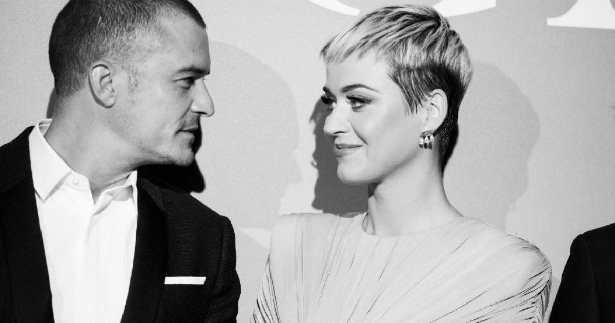 Katy Perry tregon se si e kishte njoftuar të fejuarin e sotëm, Orlando Bloomin