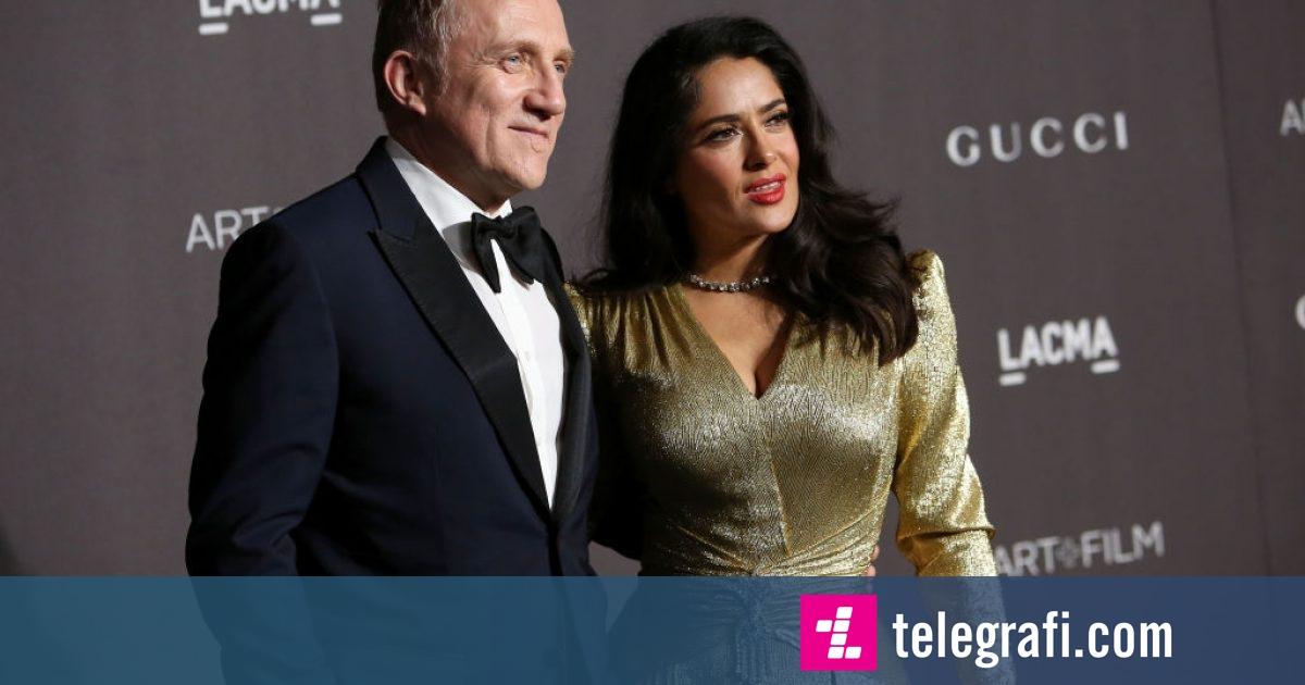Salma Hayek për martesën dhe amësinë: Jam e lodhur, nuk do të gënjej