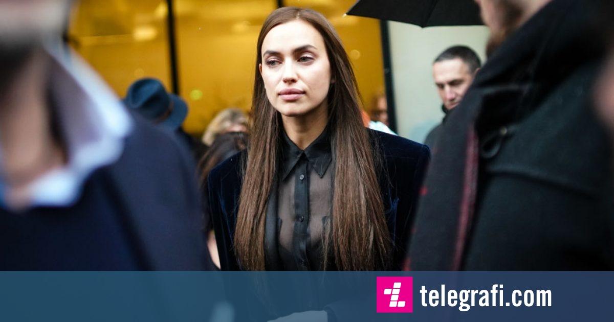 Irina Shayk nuk po mund të përballoj presionin e paparacëve, mbulon fytyrën me xhaketë