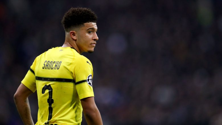 Jadon Sancho. (Foto: Catherine Ivill/Getty Images/Guliver)