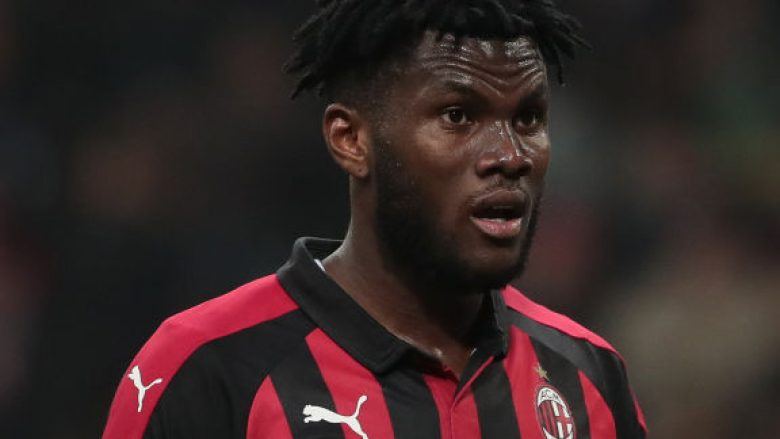 Frank Kessie.  (Photo by Emilio Andreoli/Getty Images)