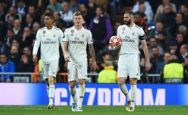 Notat e lojtarëve, Real Madrid 1-4 Ajax: Shumë dështime te mbretërit