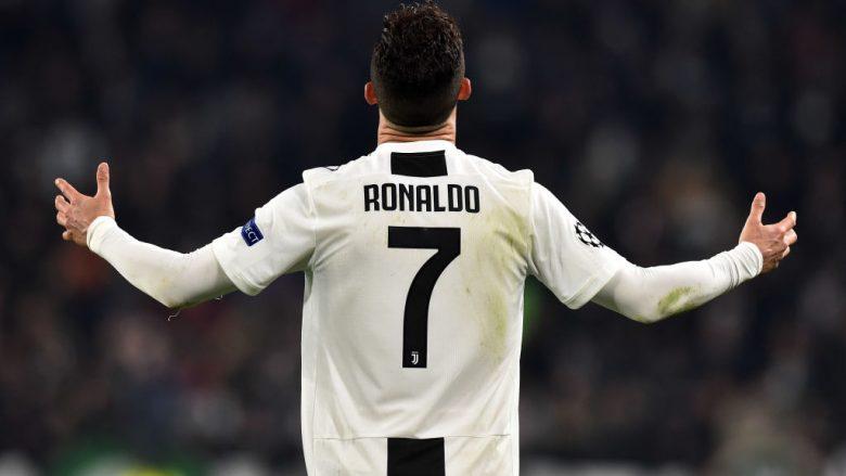 Cristiano Ronaldo . (Photo by Tullio M. Puglia/Getty Images)