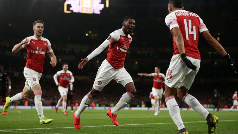 Arsenal. (Foto: Alex Morton/Getty Images/Guliver)
