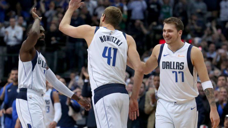 Dallas Mavericks. (Foto: Tom Pennington/Getty Images/Guliver)