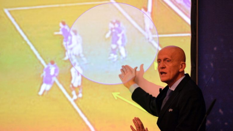 Pierluigi Collina (Foto by UEFA via Getty Images/Guliver)
