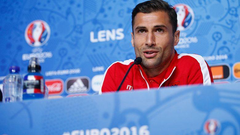 Lorik Cana. (Foto: Handout/UEFA via Getty Images/Guliver)