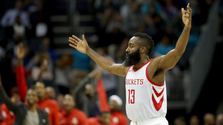James Harden.  (Foto: Streeter Lecka/Getty Images/Guliver)