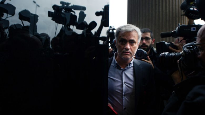 Jose Mourinho (Foto by Denis Doyle/Getty Images/Guliver)
