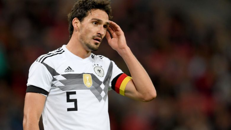 Mats Hummels.  (Foto: Ross Kinnaird/Getty Images/Guliver)