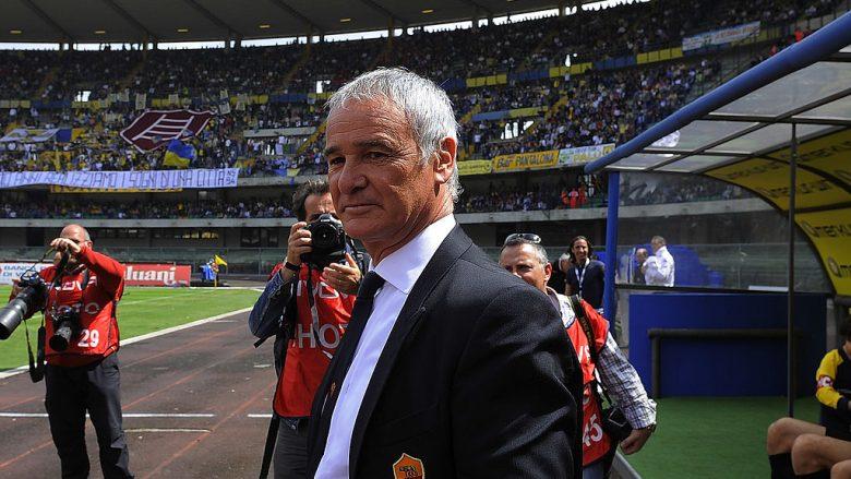 Claudio Ranieri.  (Foto: Dino Panato/Getty Images/Guliver)