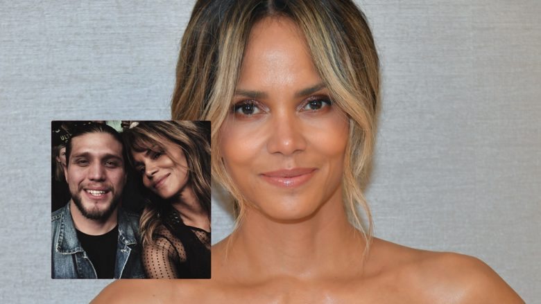 Halle Berry, Brian 'T-City' Ortega (Foto: Getty Images/Guliver/Instagram)