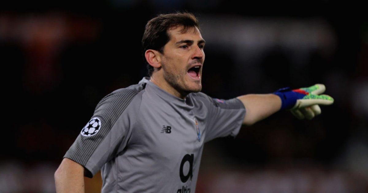 Casillas i hapur për një rikthim në La Liga