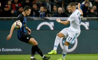 Lazio mposht Interin dhe kërkon një vend në top-katërshe