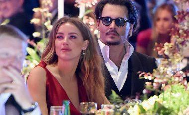 Johnny Depp padit ish-gruan Amber Heard, kërkon 50 milionë dollarë dëmshpërblim për shpifje
