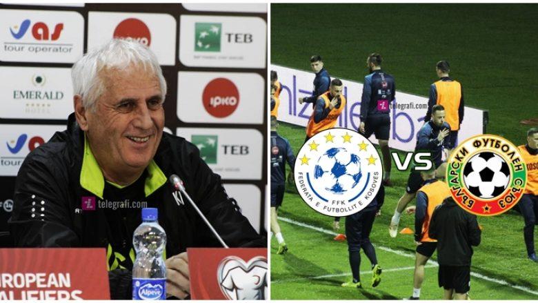 Formacioni i mundshëm i Kosovës ndaj Bullgarisë, 'Dardanët' shpresojnë në rikthimin e dy yjeve