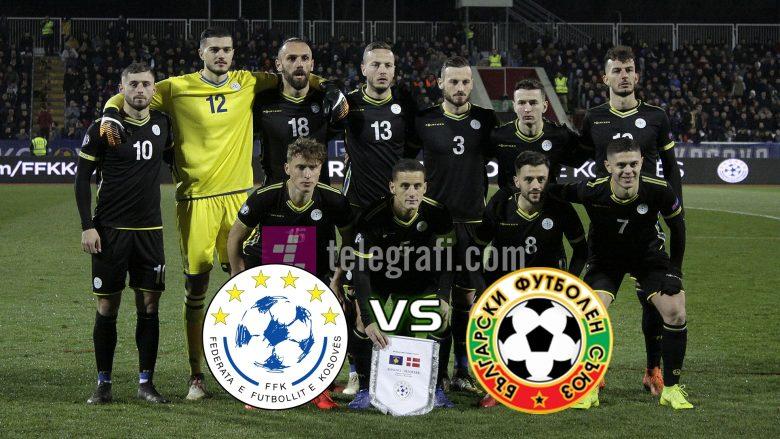 Kosovë-Bullgari në numra: Vlera e ekipit, mosha mesatare, renditja në FIFA dhe forma në pesë ndeshjet e fundit