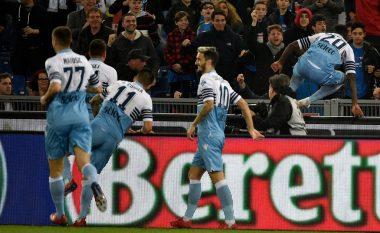 Lazio fiton derbin kryeqytetas ndaj Romës
