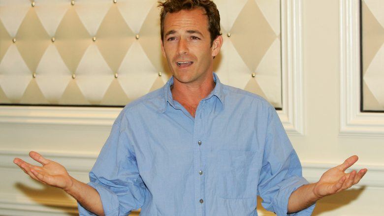 Luke Perry (Foto: Ethan Miller/Getty Images/Guliver)