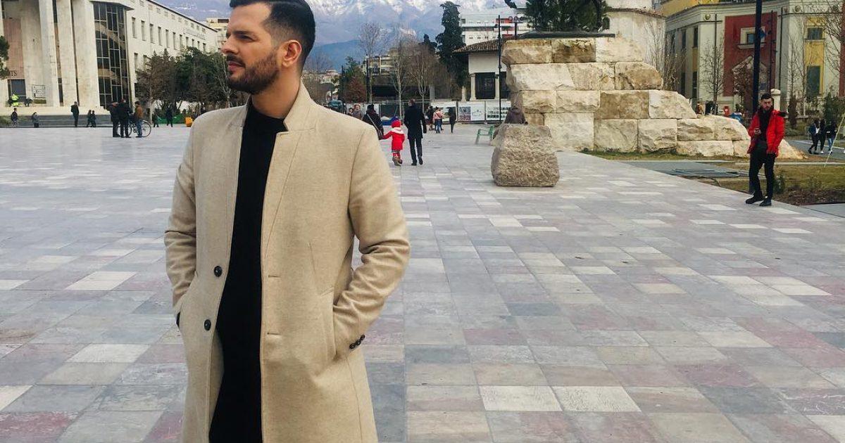 MVJ, këngëtari i ri në muzikën shqiptare që po pritet mirë nga publiku