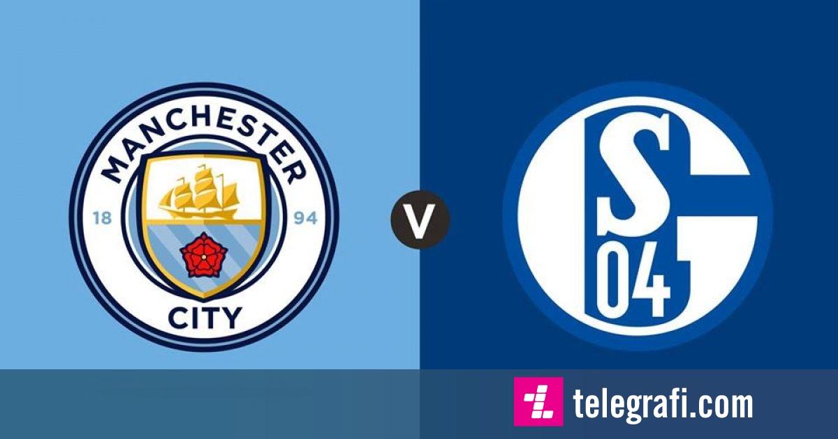 Man City-Schalke: Formacionet e mundshme, Kompany-Laporte në mbrojtje