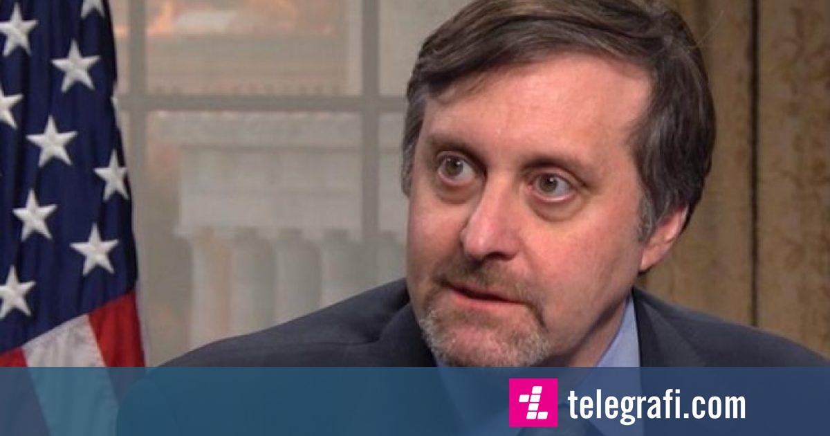 """Palmer: SHBA nuk e avokon, por as nuk e përjashton """"rregullimin e kufijve"""" ndërmjet Kosovës dhe Serbisë"""