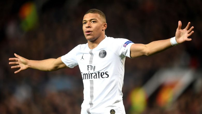 Kylian Mbappe (Foto by Michael Regan/Getty Images/Guliver)