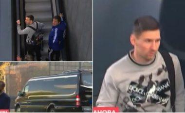 Messi lë kampin e Argjentinës pas humbjes nga Venezuela, rikthehet te Barcelona