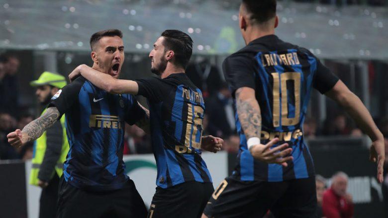 Festa e futbollistëve të Interit (Foto: Emilio Andreoli/Getty Images/Guliver)