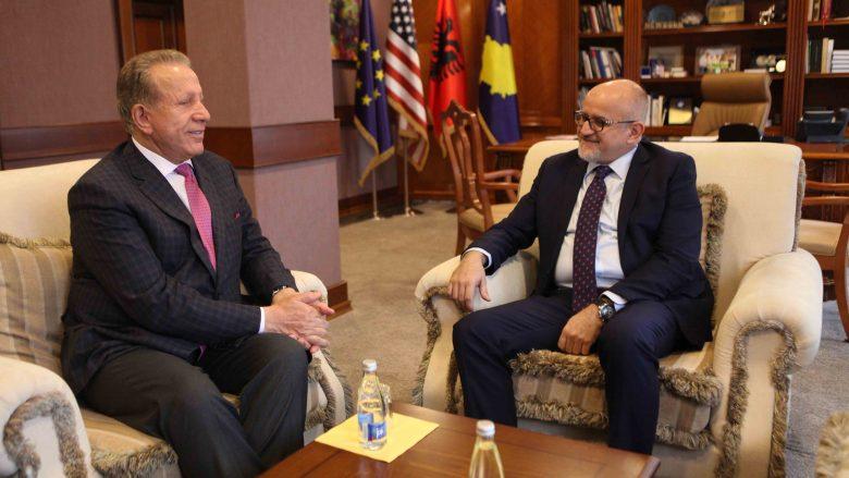 Pacolli pas takimit me homologun e tij malazez: Do të avancohet bashkëpunimi ndër-shtetëror