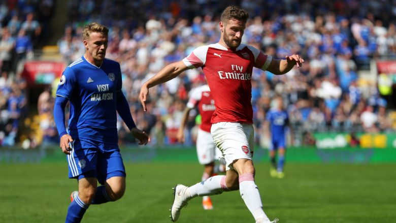 Shkodran Mustafi (Foto by Catherine Ivill/Getty Images/Guliver)