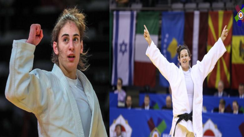 Nora Gjakova dhe Loriana Kuka (Foto: Kosovo National Olympic Committee/Facebook)