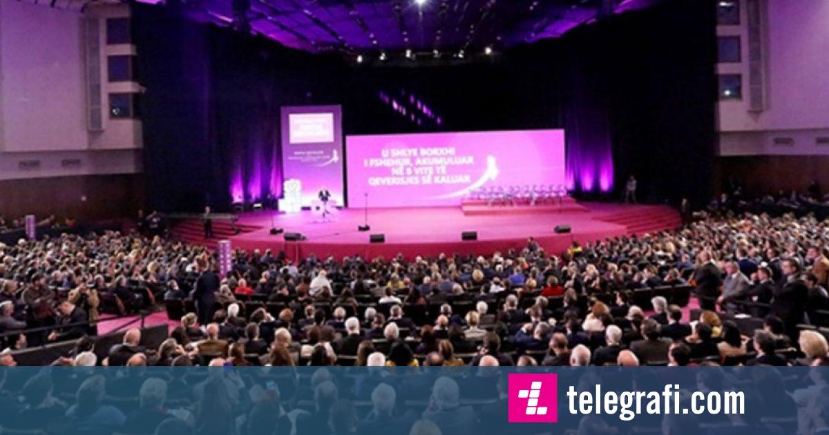 Kongresi i PS-së, fokusi te zgjedhjet lokale, ftohet edhe Fatos Nano