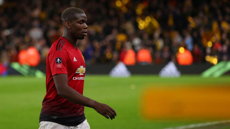 Paul Pogba (Foto: Catherine Ivill/Getty Images/Guliver)
